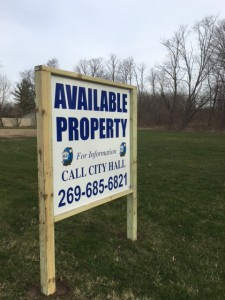 Available Property sign